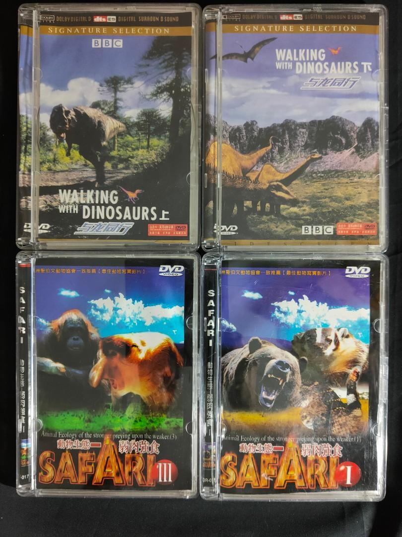 自然生態DVD