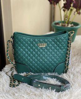 Guess Quilted sling bag