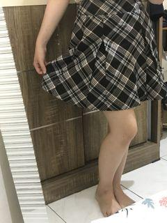 Korean/Japanese Pleated Skirt - Rok