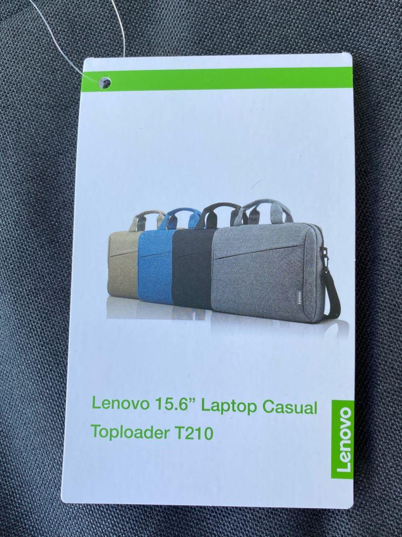 Lenovo 15 6 Laptop Bag Casual Toploader T210 Men S Fashion Bags Wallets Others On Carousell