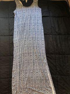 Maya size m long dress $5
