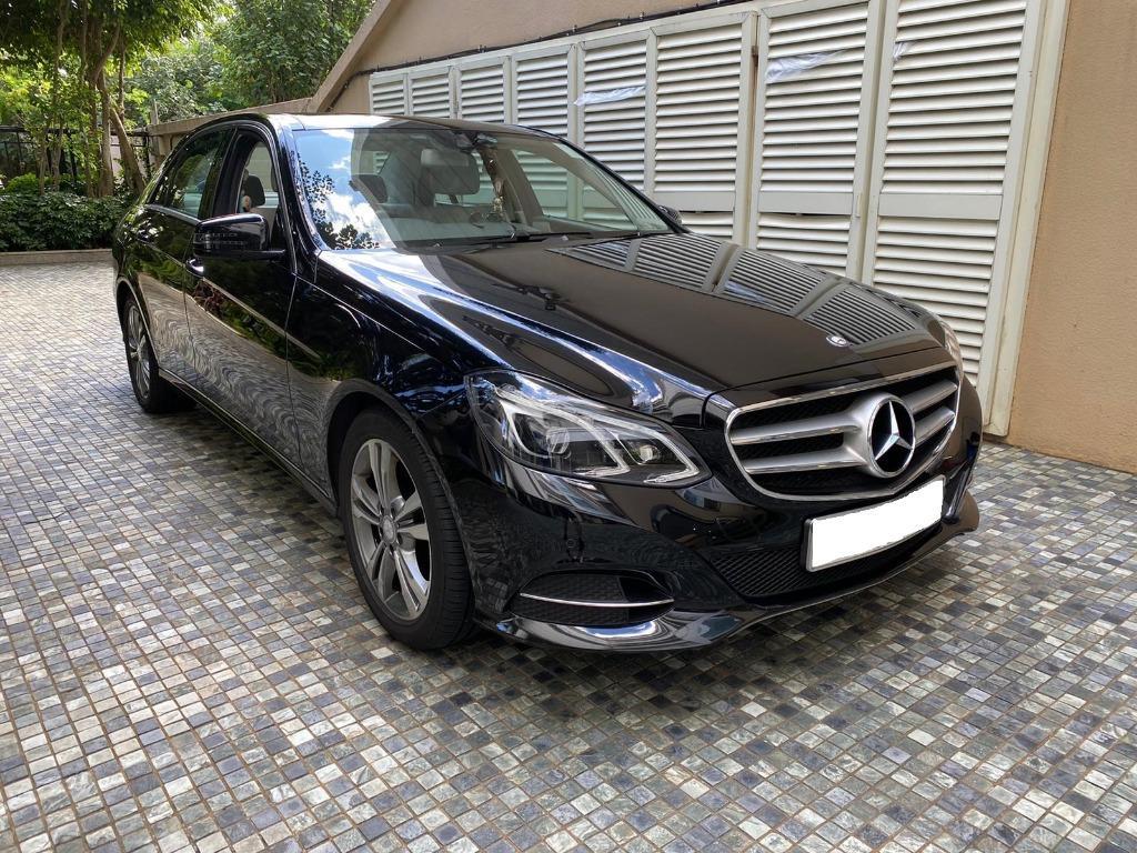 Mercedes-Benz E220 BLUETEC Auto