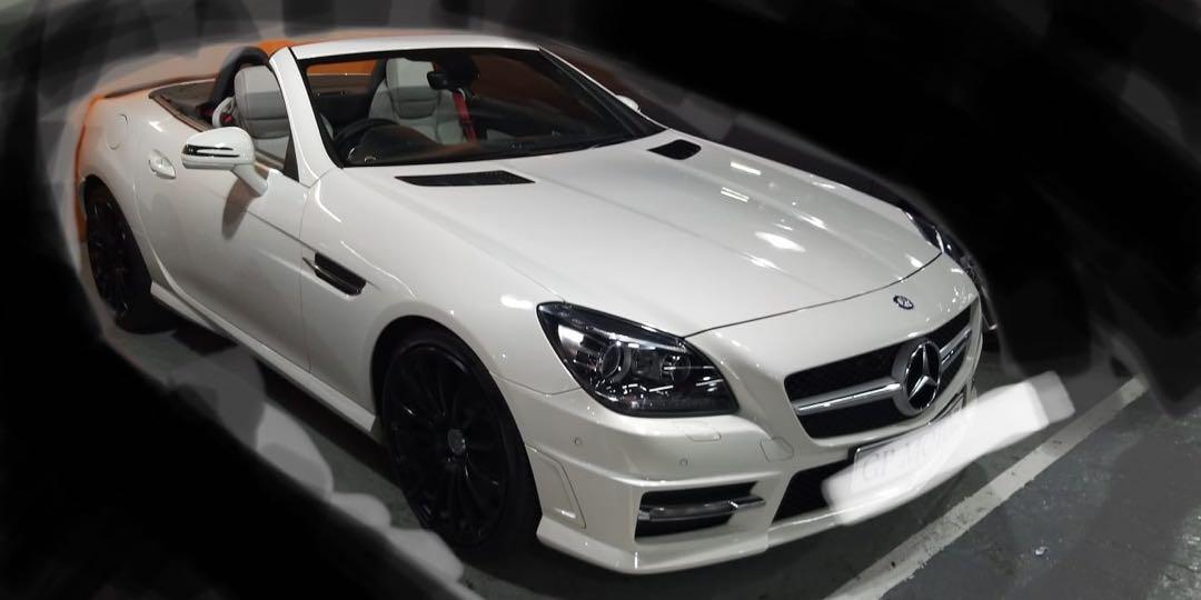 Mercedes-Benz SLK250 AMG Auto