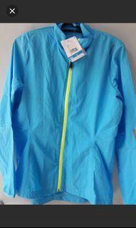 New Jacket Reebok Blue Turun Harga