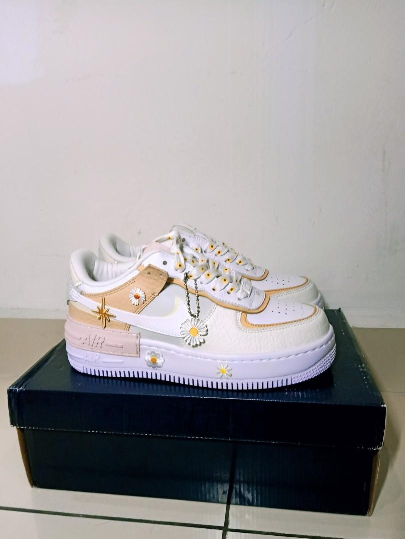 Nike Air Force 1 Sunflower lace, Women