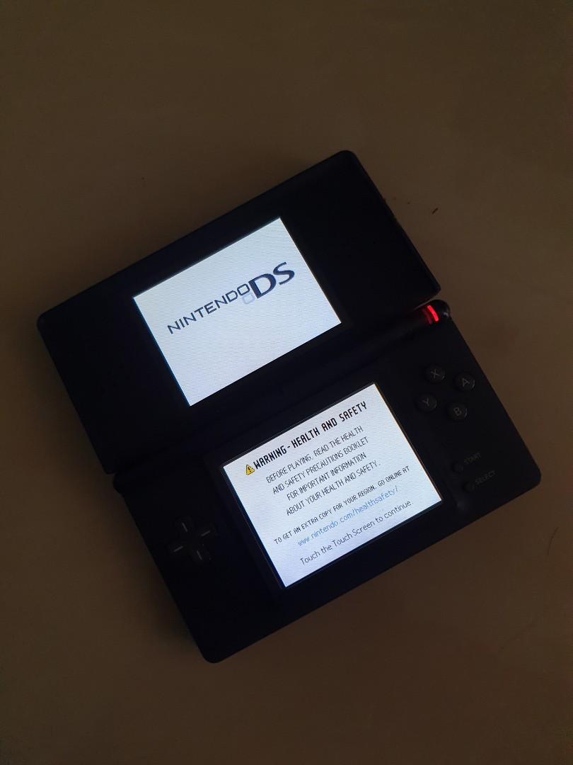 Nintedo DS Lite Cobalt Blue