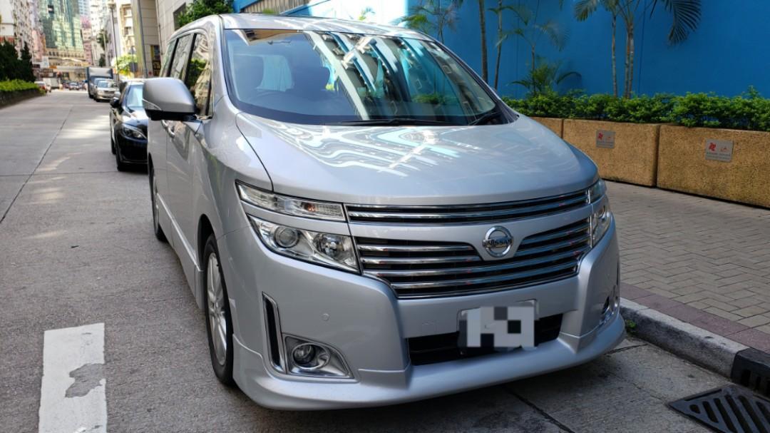 Nissan Elgrand 3.5  Highway Star 7-Seater Auto