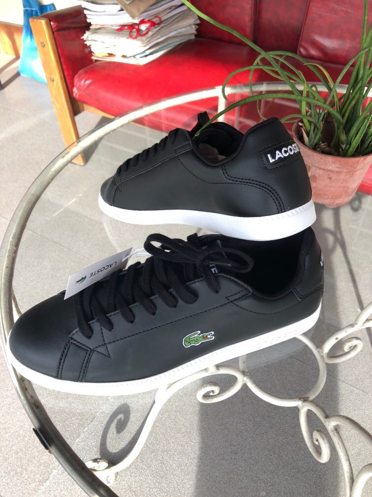 BRAND NEW LACOSTE ORTHOLITE SNEAKERS
