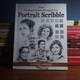 Panduan Mudah Menggambar Portrait Scribble - Khoirul Anwar