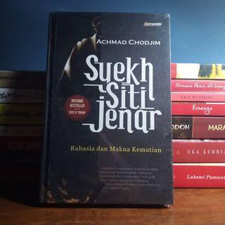 Syekh Siti Jenar - Achmad Chodjim (Hard Cover)