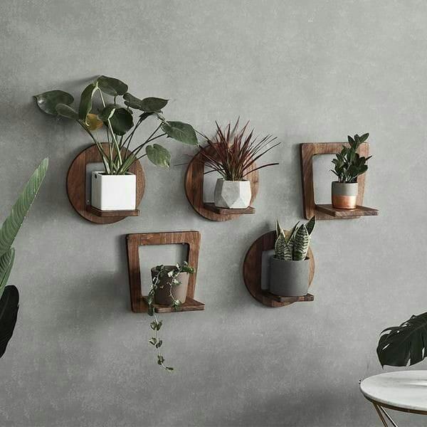 Tempat pot bunga