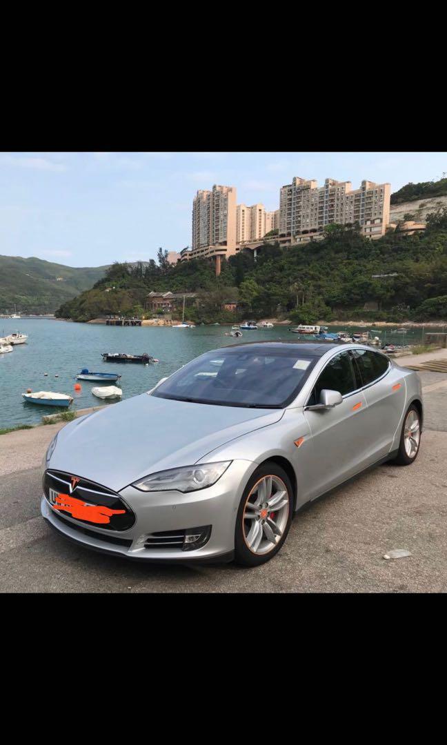 Tesla Model S P85 Auto