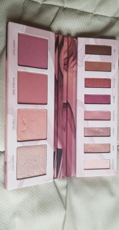 Urban Decay - Backtalk Face & Eye Palette