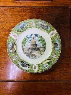 Vintage Decoration plate