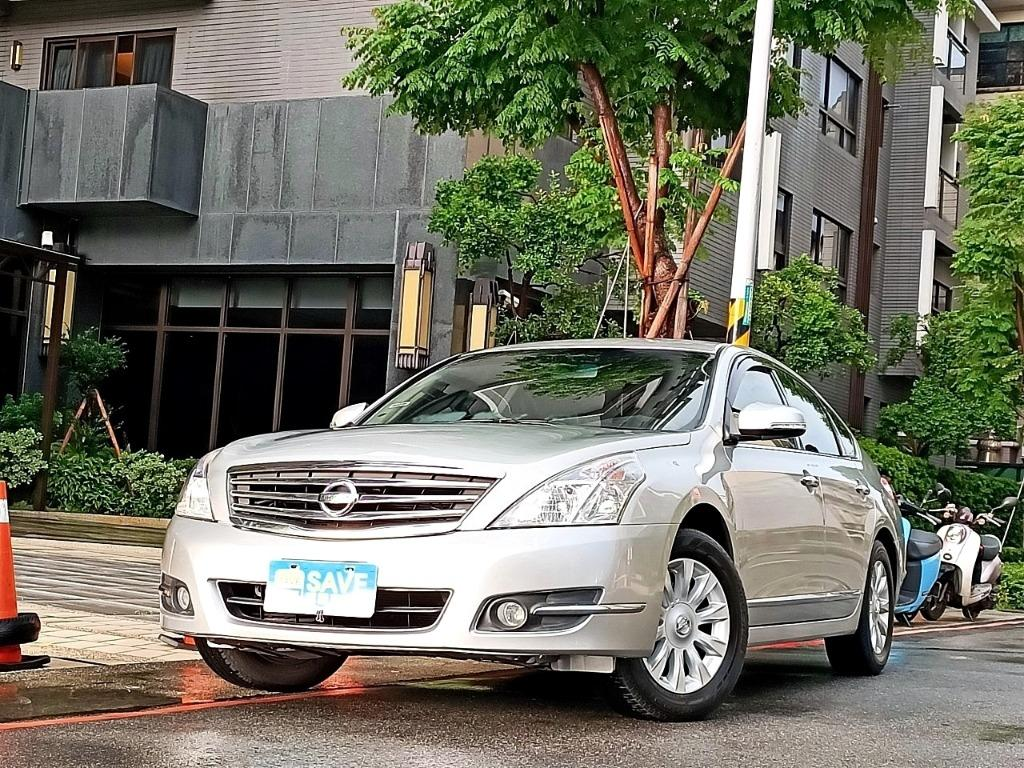 ➡️2010 Nissan Teana 2.0L ✨你一通電話就過件!挑戰全台最低利率!螢幕免鑰.定速 舒適豪華房車✨
