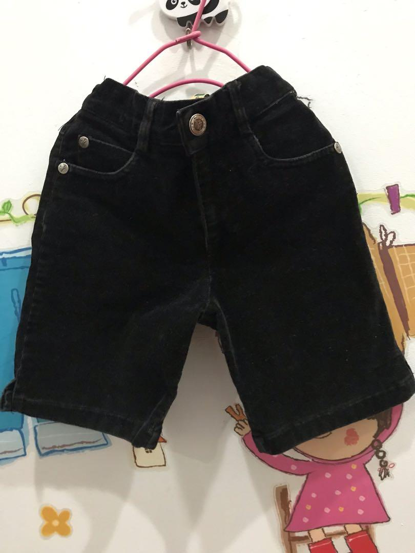 #GIVE兒童絨布短褲