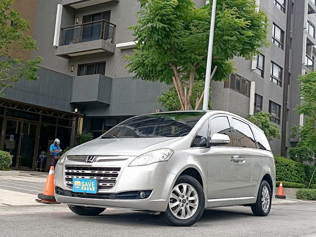 一手車 僅跑十萬 認證好車 正七人座休旅車 2011年 納智傑 7 mpv 自備3500元可超貸十萬以上!包滿意