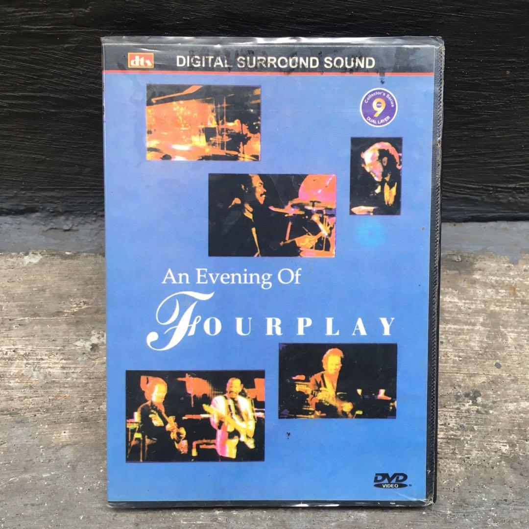 An Evening of Fourplay DVD
