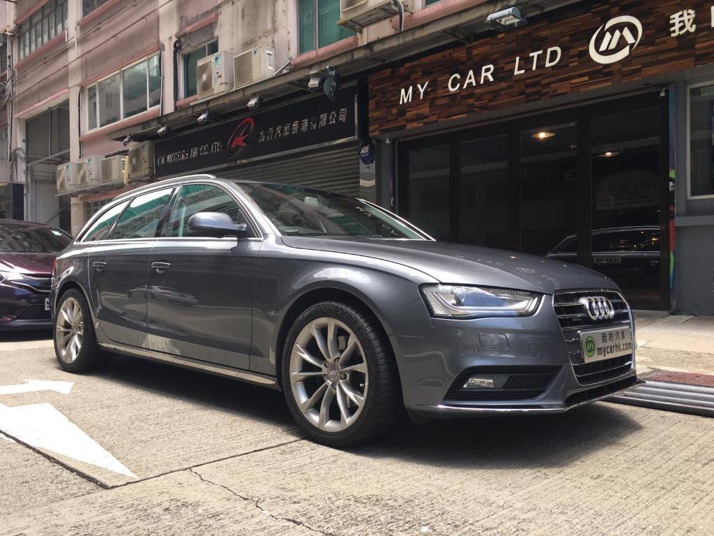 Audi A4 AVANT Auto