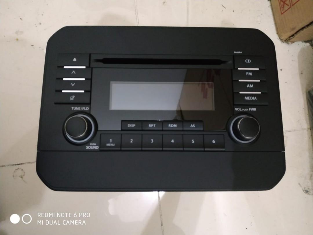 Audio IGNIS Suzuki