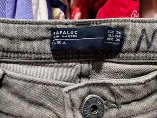Authentic Zara Trafaluc Ripped Skinny Jeans Sale