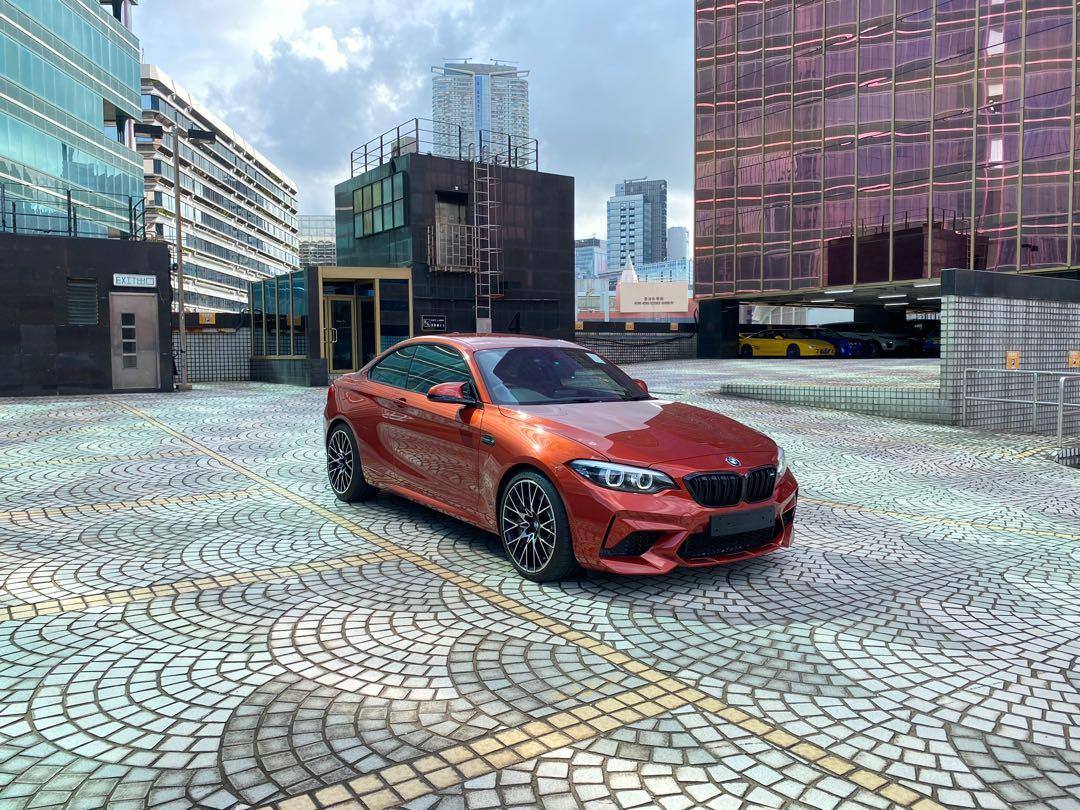 BMW M2 COMPETITION Manual