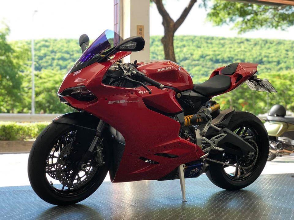 Ducati Paingale 899