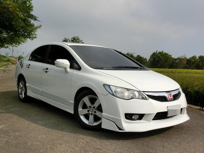 FB搜尋【世康中古車買賣】《熱門車款》2008年 本田 K12 白1.8