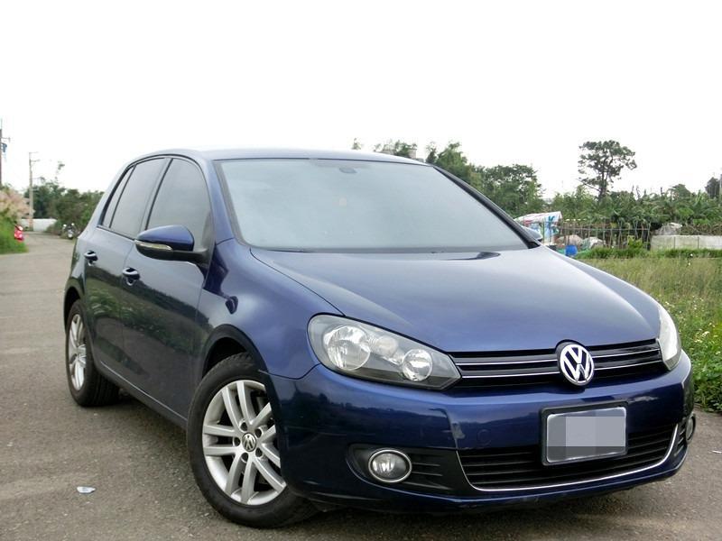 FB搜尋【世康中古車買賣】《熱門車款》2011年GOLF TSI藍1.4T