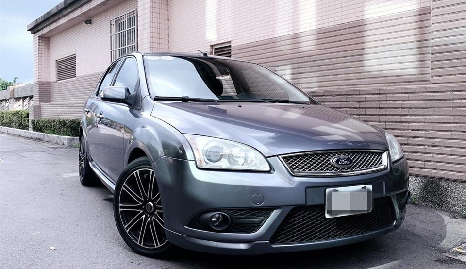 Fb搜尋🔍阿哲中古車買賣 粉絲專業 2007年 福特 focus 1.8