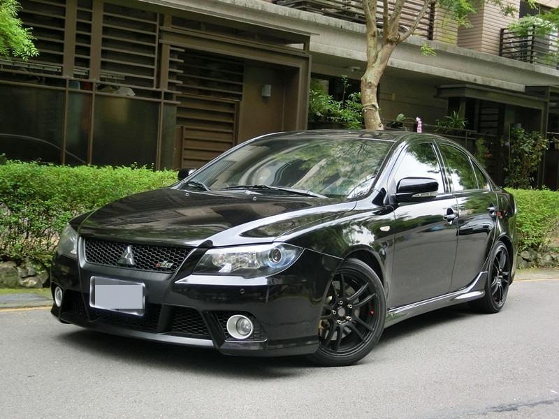 Fb搜尋🔍阿哲中古車買賣 粉絲專業 2008年 三菱 fortis io黑1.8