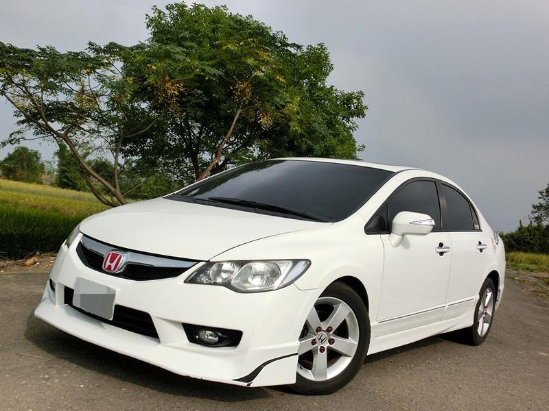 Fb搜尋🔍阿哲中古車買賣 粉絲專業 2008年 HONDA K12 白1.8