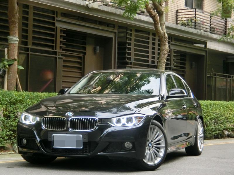Fb搜尋🔍阿哲中古車買賣 粉絲專業 2012年 BMW 328I黑2.0