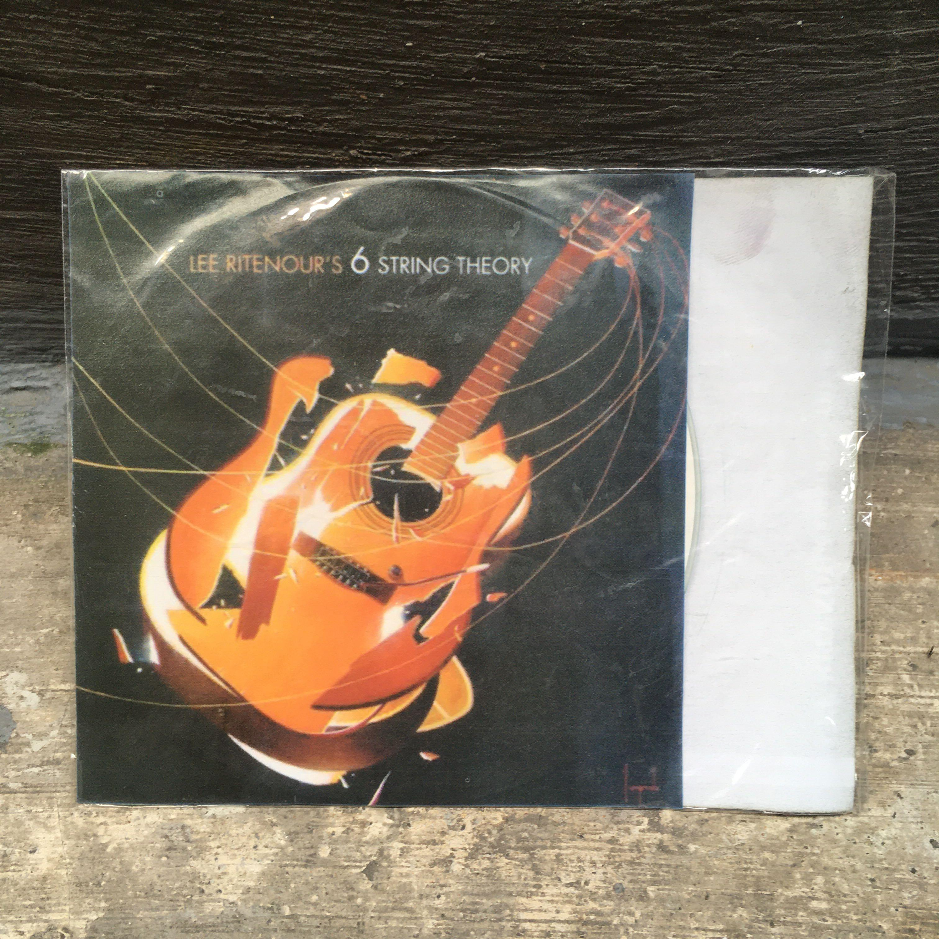 "Lee Ritenour ""6 String Theory"" CD"