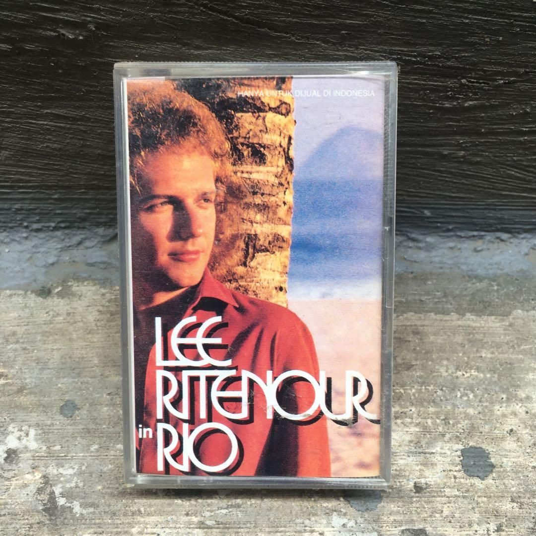 "Lee Ritenour ""In Rio"" Cassette"