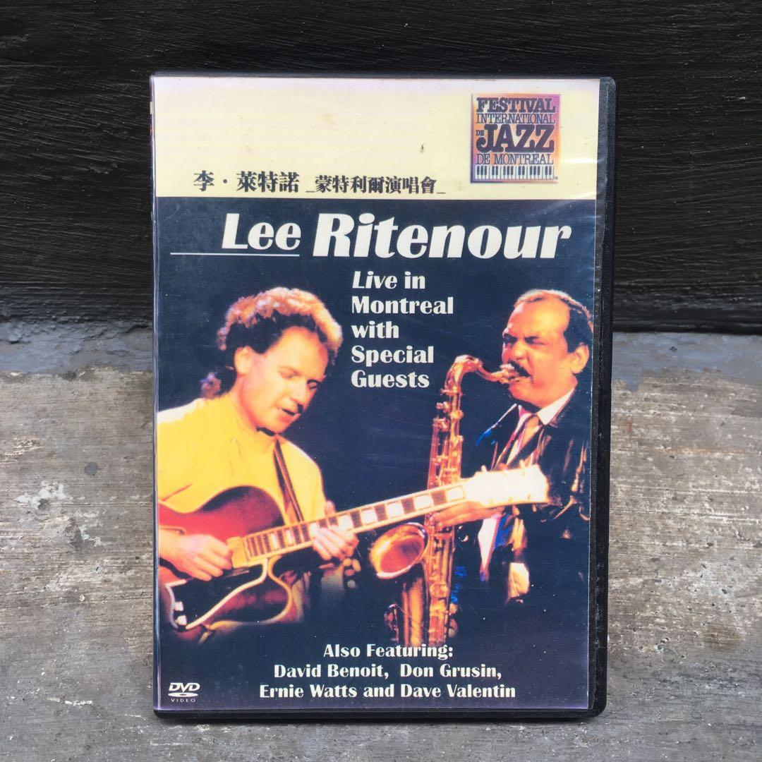 Lee Ritenour Live in Montreal DVD