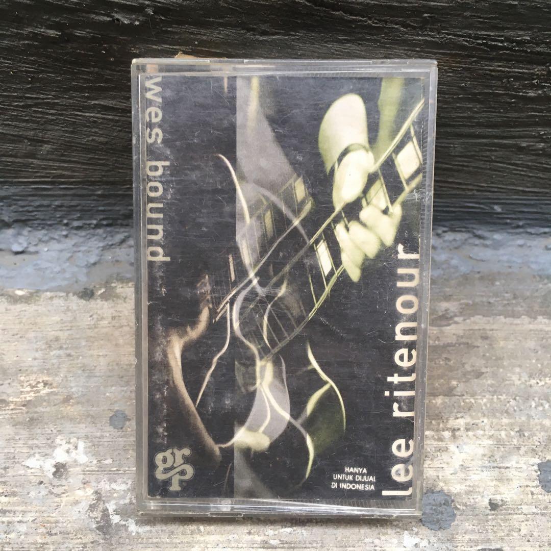 "Lee Ritenour ""Wes Bound"" Cassette"