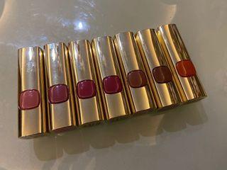 L'Oréal Paris Lipsticks