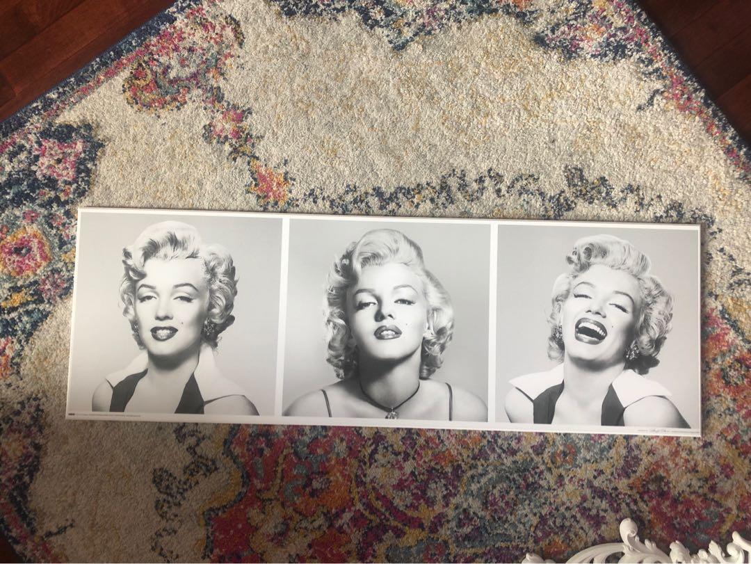 Marilyn Monroe Wall Art