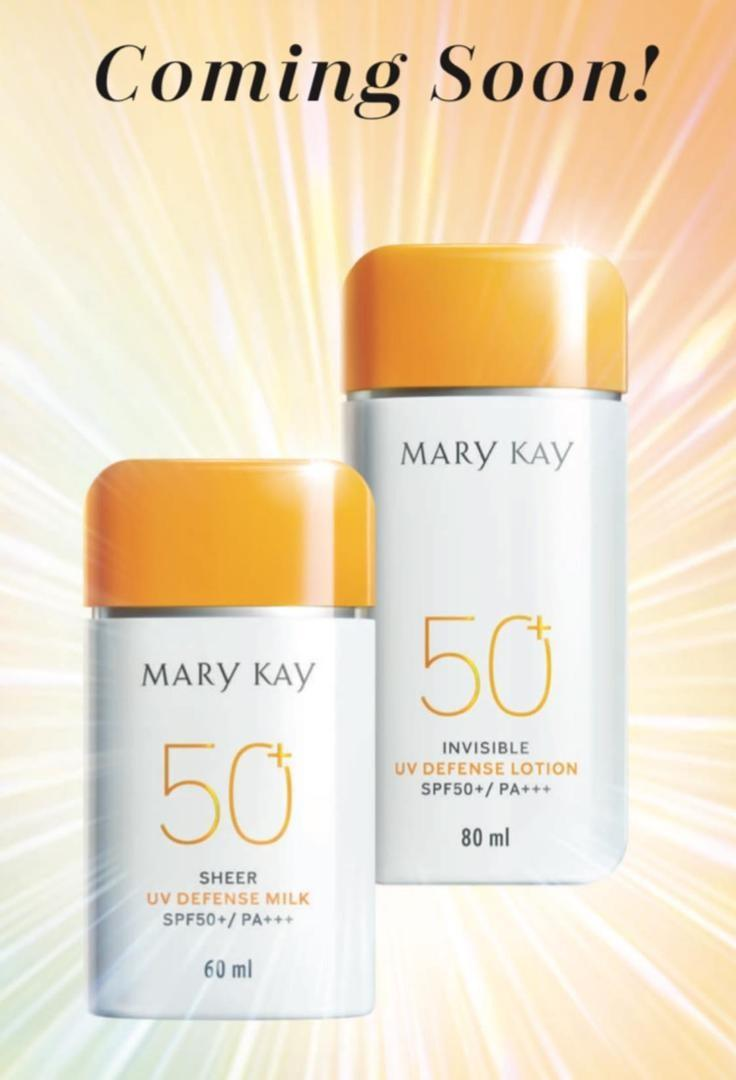 Mary Kay Sun Protector Spf50 Health Beauty Skin Bath Body On Carousell