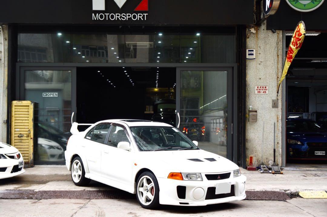 Mitsubishi EVOLUTION V Manual