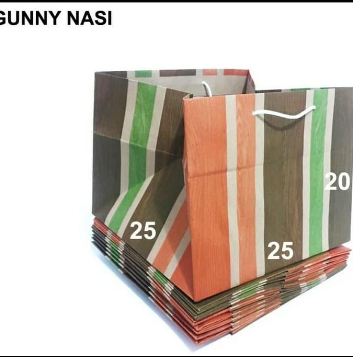Paper Bag Box Nasi.