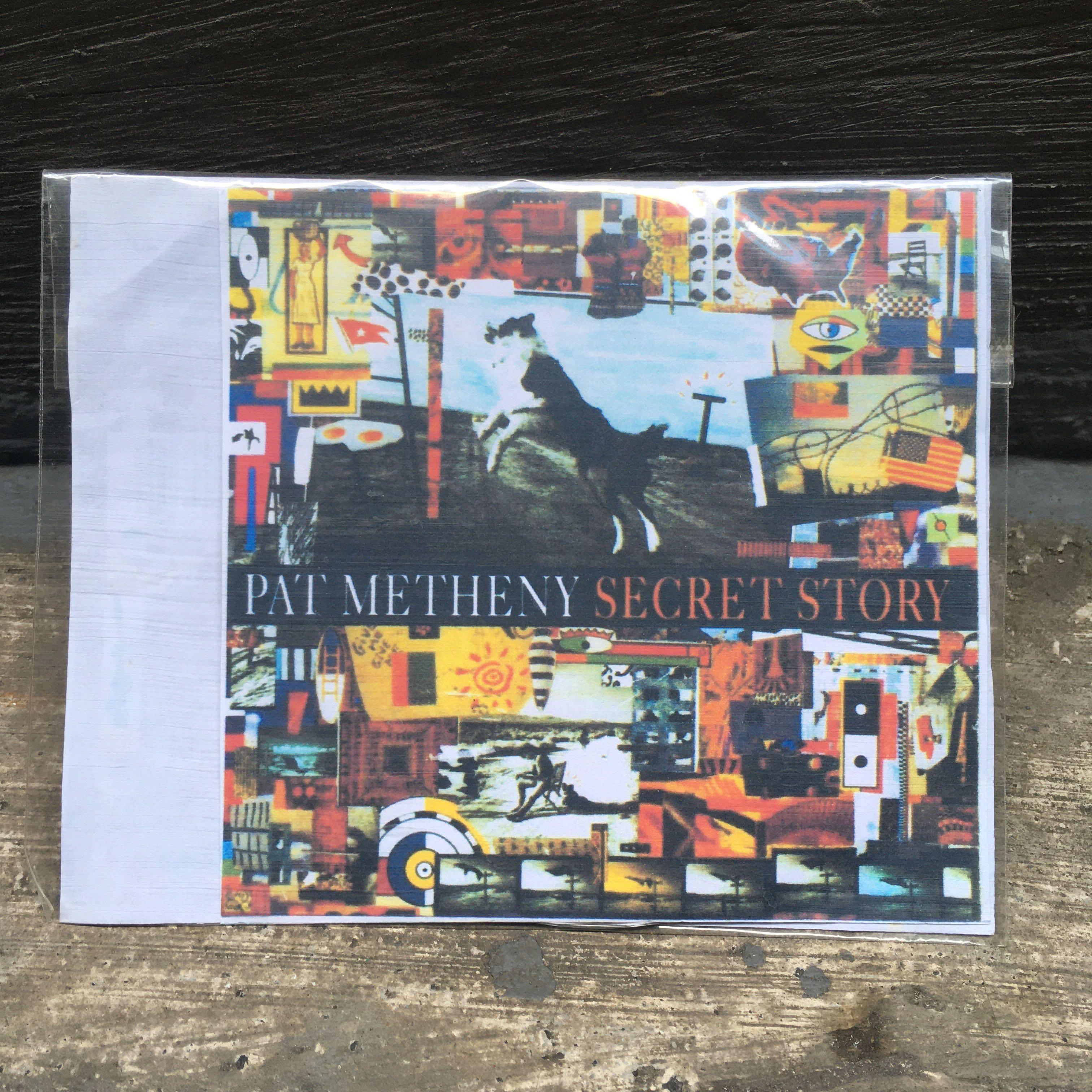 "Pat Metheny ""Secret Story"" CD"