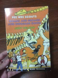 Pee Wee Scouts