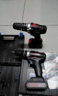 portable hand drill