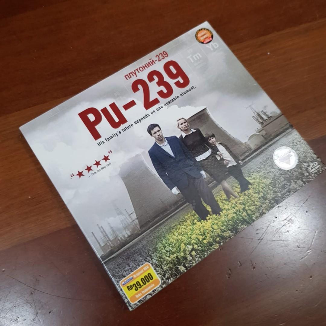 Pu-239 VCD