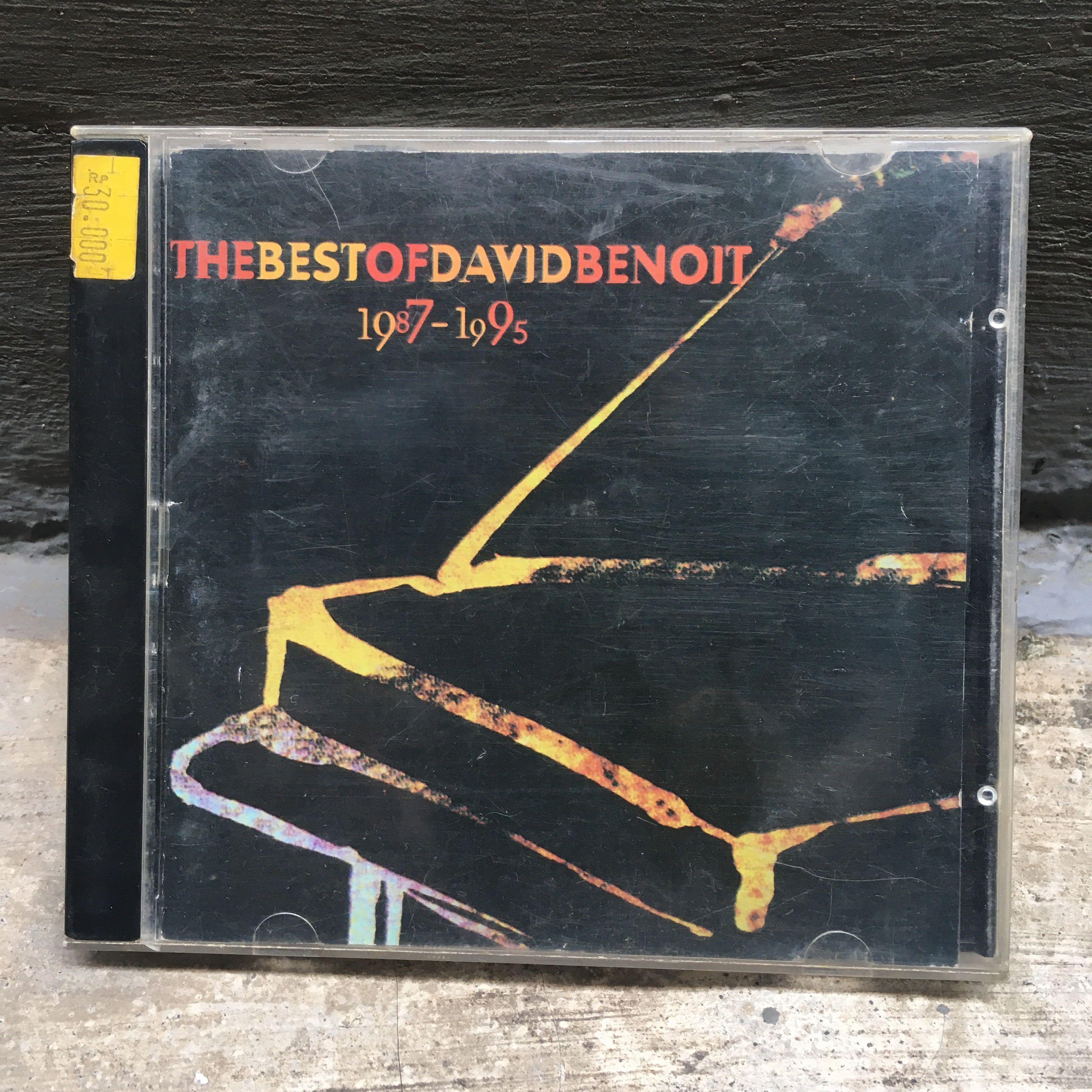 The Best of David Benoit CD