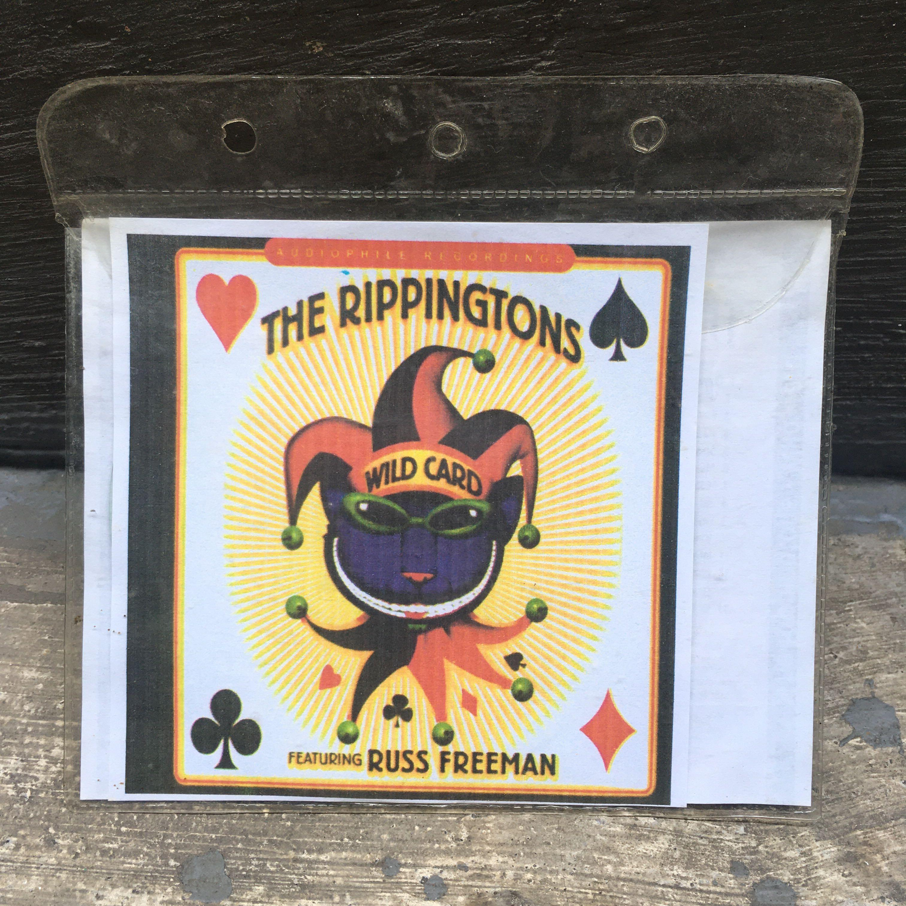 "The Rippingtons ""Wild Card"" CD"