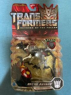 Transformers ROTF Recon Ravage