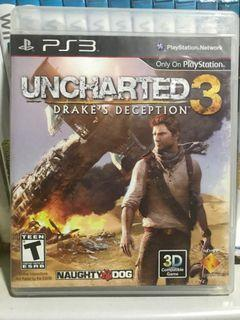 Uncharted 3 Ps3 Video Games Carousell Philippines